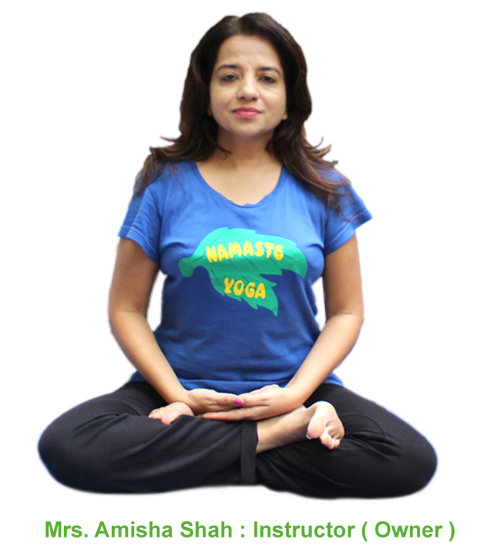 Namaste Yoga Classes Owner